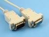 Удлинитель COM-порта DB 9M/9F, 1.8м, Gembird/Cablexpert CC-133-6