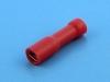 Кабельный наконечник ножевой, мама, изолированный, 0.5x2.8мм, красный, F1-2.8VF/