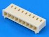 Колодка пластиковая OHU-09, шаг 2.50мм, 2А, 250В, бежевый, HSM H2560-09PI0000R