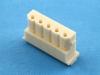 Корпус разъема HR-05, шаг 2.50мм, белый, HSM H2530-05PW0000R