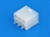 Вилка на плату MF-2x03S, шаг 4.20мм, прямой, под пайку, без ушей, HSM W4505-06PD