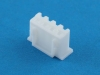 Колодка пластиковая HK-04, шаг 2.50 мм, 1А, 250В, белая, Connfly I-DS1069-SCW004