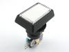 Переключатель кнопочный, прямоугольный, 51.1x33.8мм, белый, без фиксации, с подс