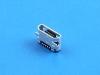 Разъём SMT Micro-USB, 5pin, под пайку на плату, Molex 0473461001