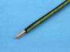 Провод монтажный НВМ-4 0.35мм2, 600В, черно-желтый