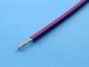 Провод монтажный луженый НВ-5 0.35мм2, 600В, фиолетовый