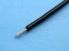 Провод монтажный луженый НВ-5 0.50мм2, 600В, черный