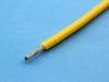 Провод монтажный луженый НВ-5 0.50мм2, 600В, желтый