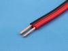 Кабель ШВПМ 2х0.50мм2, красный/черный, в бухтах по 100м (цена за 1 метр)