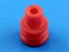 Уплотнитель для провода Od=2.5-3.3мм, Superseal 1.5, красный, Tyco Tyco 281934-3