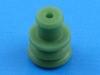 Уплотнитель провода для разъёма Superseal, зелёный Tyco 281934-4