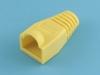 Колпачок изолирующий для RJ-45, желтый, Rexant 05-1203