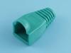 Колпачек изолирующий для RJ-45, зеленый, PP, Rexant 05-1204