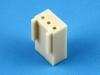Корпус разъема HU-03, шаг 2.54мм, бежевый, HSM H2510-03PYC000