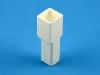 Колодка пластиковая M2.8x1, 2108-3724352, Копир 4573739077