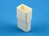 Колодка пластиковая M2.8x2, 2108-3724354, Копир 4573739076