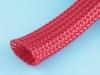 Сетка защитная, d=11..24мм, полиэстер, красная, IPROTEX IPROFLEX 15PET-16-RD