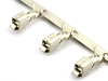Клемма PHU2 (PW/SVH), мама шаг 3.96мм, 18-22AWG, Brass, Tin, HSM T3967-TBD00000R