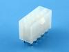 Вилка на плату MF-2x05S, шаг 4.20мм, прямой, под пайку, HSM W4505-10PDSBTWR