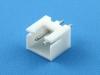 Разъем WK-02 (CWF-2/B 2B-XH-A) прямой, 2 контакта, HSM W7600-02PSNTW0