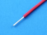 Провод монтажный луженый НВ1 0.35мм2, 600В, ГОСТ 17515-72, красный (цена за 1 метр)