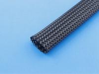 Сетка защитная, d=11..24мм, полиэстер, черная, IPROTEX IPROFLEX 15PET-16 (цена за 1 метр)