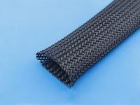 Сетка защитная, d=18..33мм, полиэстер, черная, IPROTEX IPROFLEX 15PET-25 (цена за 1 метр)