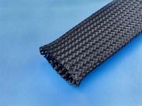 Сетка защитная, d=30..52мм, полиэстер, черная, IPROTEX IPROFLEX 15PET-35 (цена за 1 метр)