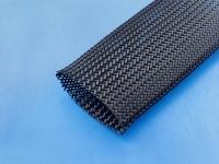 Сетка защитная, d=45..50мм, полиэстер, черная, IPROTEX IPROFLEX 15PET-50 (цена за 1 метр)
