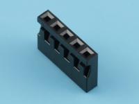 Колодка пластиковая BLS2-05, шаг 2.00мм, HSM H1000-05PSB000R