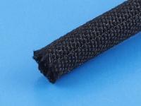 Оболочка самозакрывающаяся, полиэстер, d=3..5мм, -55..+150С, черная, innoSNAP, Innotect 70PET-5 (цена за 1 метр)
