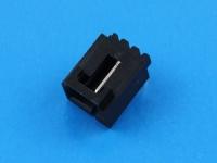 Вилка на плату BL-3MR, шаг 2.54мм, угловая, THT, 3А, 250В, HSM W7166-03PRGB00R