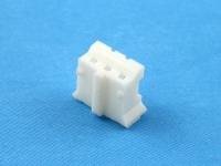 Колодка пластиковая HB-03, шаг 2.00 мм, HSM H2003-03PSW000R