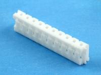 Корпус разъема EHR-10 (EU-10), шаг 2.50 мм, белый, HSM H2520-10PW0000