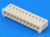 Колодка пластиковая OHU-11, шаг 2.50мм, 2А, 250В, бежевый, HSM H2560-11PI0000R