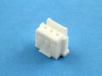 Корпус разъема SL-03, Sherlock™ 3pin, шаг 2.00 мм, белый, Molex 35507-0300