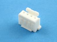 Корпус разъема SL-04, Sherlock™ 4pin, шаг 2.00 мм, белый, Molex 35507-0400