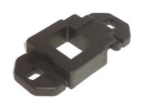 Пластина крепежная M5 x 2 для реле и держателей предохранителя Unival 19.1мм, MTA 0300440