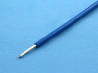 Провод монтажный луженый НВ-1 0.75мм2, 600В, ГОСТ 17515-72, синий (цена за 1 метр)