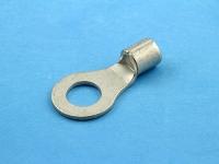 Кабельный наконечник кольцевой, М6, 4.0-6.0мм2, под обжим, Jeesoon R5-6NB