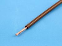 Провод ПГВА 0.75мм2, коричневый (цена за 1 метр)