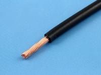 Провод ПГВА 2.50мм2, черный (цена за 1 метр)
