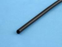 Трубка ПВХ ТВ-50, черная, тип 305,  d=2.0мм, 1 сорт, ГОСТ 19034-82 (цена за 1 метр)
