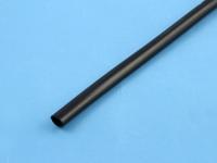 Трубка ПВХ ТВ-50, черная, тип 305,  d=3.0мм, 1 сорт, ГОСТ 19034-82 (цена за 1 метр)
