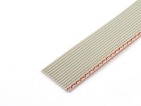Плоский шлейф RC-14, шаг 1.27мм, 14 жил (цена за 1 метр)