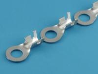 Кабельный наконечник кольцевой, M6, D/d=12.0/6.5мм, 2.50-4.00мм2, Т=0.8мм, Копир 4573738537-01