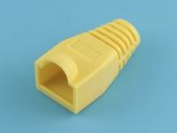 Колпачек изолирующий для RJ-45, желтый, PP, Rexant 05-1203