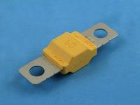 Предохранитель 40х12мм, под болт M5, MidiVAL 32V, 60A, желтый, MTA F60MIDIVAL