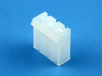 Корпус разъема MHU-03, шаг 5.08мм, белый, HSM H5080-03PYW000