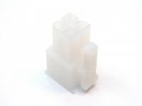 Колодка пластиковая MF-2x02F, шаг 4.20мм, 13А, Molex 0039012040